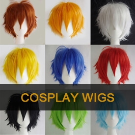 Cosplay Wigs, Coming Soon